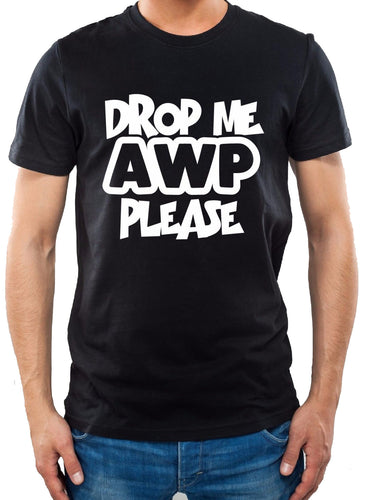 Drop AWP Please Premium Shirt