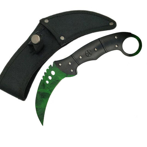Talon Knife - Gamma Doppler