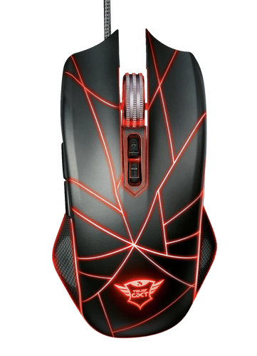 Trust Gaming GXT 160 Ambidextrous Gaming Mouse