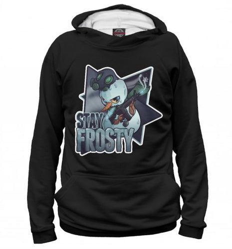 Stay Frosty Premium Hoodie