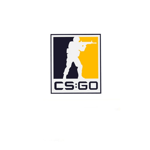 CSGO Logo Brooch Pin