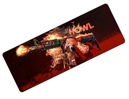 M4A4 Howl XXL Gaming Mousepad