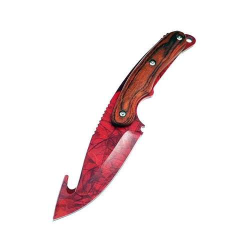 Gut Knife - Ruby