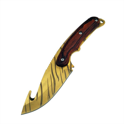 Gut Knife - Tiger Tooth