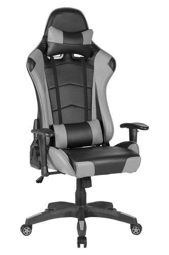 Grey Ergonomic Gaming Chair