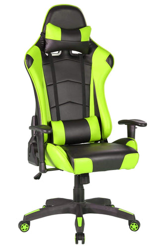 Green Ergonomic Gaming Chair
