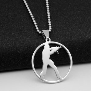 Player Necklace