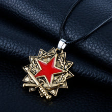 Load image into Gallery viewer, Service Medal Necklace