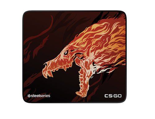 SteelSeries QcK+ Howl Gaming Mousepad