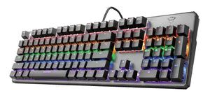 Trust Gaming GXT 865 Mechanical Keyboard (QWERTZ)