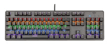 Load image into Gallery viewer, Trust Gaming GXT 865 Mechanical Keyboard (QWERTZ)