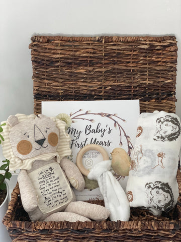 The Brave Little Lion Baby Box