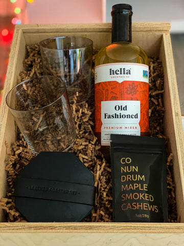 The Old Fashioned Box