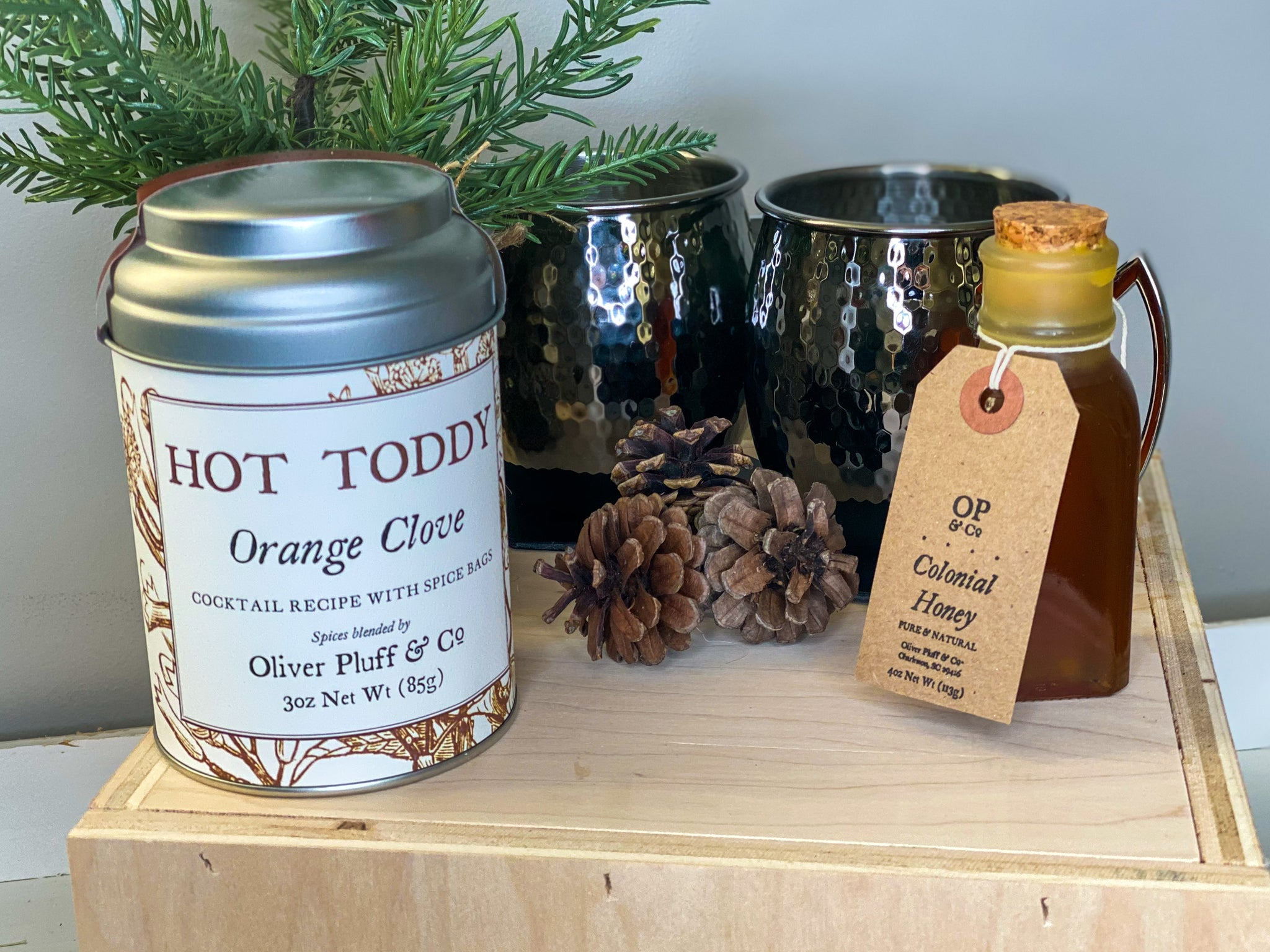 The Hot Toddy Box