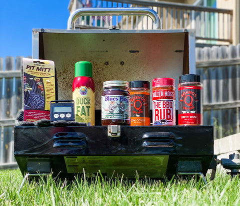 The Mighty Grill Gift Set