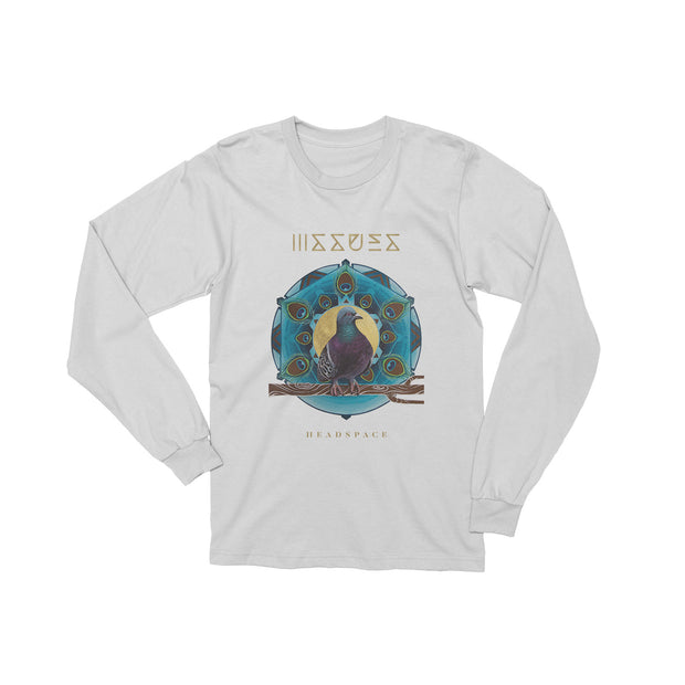 Headspace White Long Sleeve