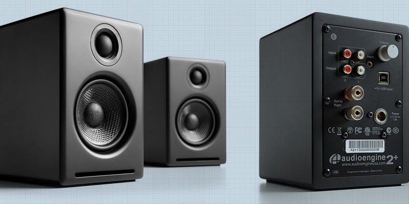 8 Powered Speakers For Your Minimalist Turntable Setup