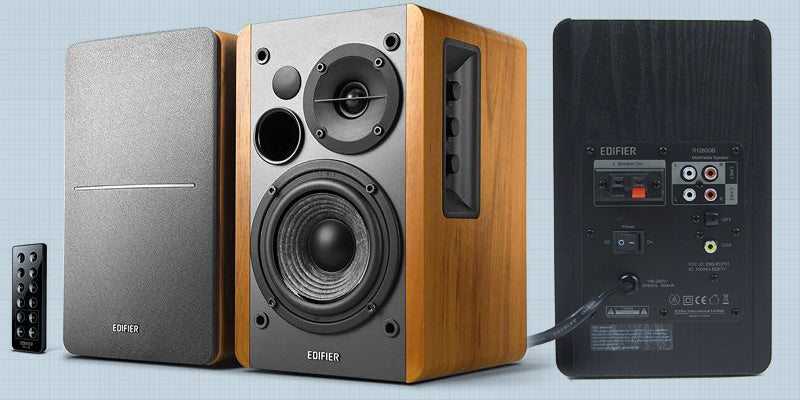 5 Powered Speakers For Your Minimalist Turntable Setup