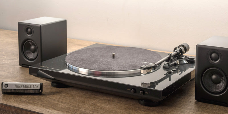 Looking For Your Own Minimalist Turntable Setup