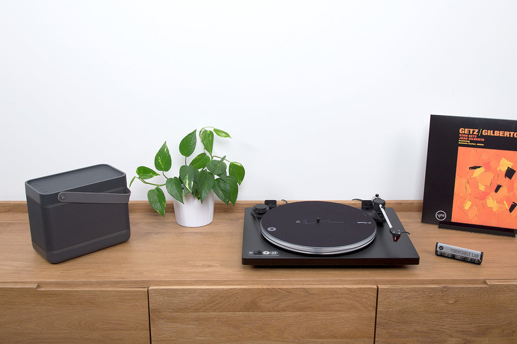 Rca turntable hook up