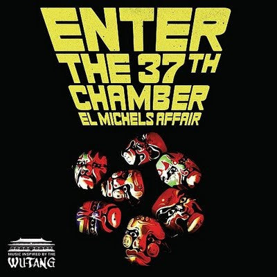 El Michels Affair: Enter The 37th Chamber (Wu-Tang Covers) LP