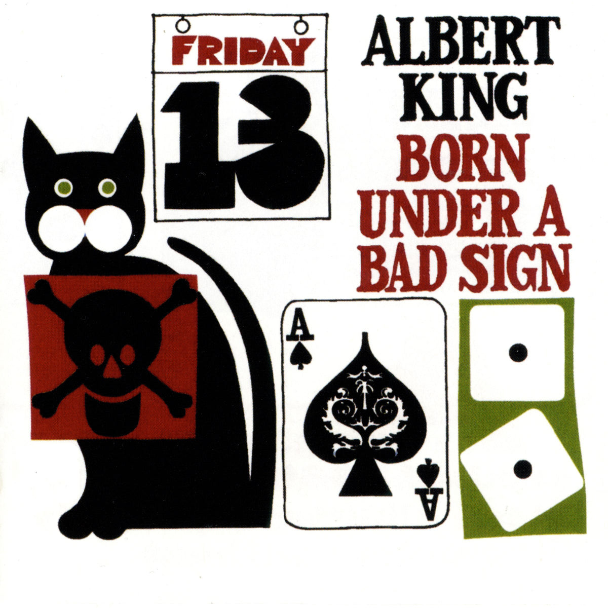 Albert King: Born Under A Bad Sign (180g, Mono) Vinyl LP (Record Store Day)