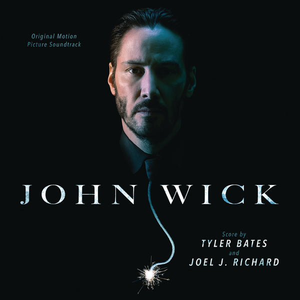 Tyler Bates And Joel J. Richard: John Wick Original Motion Picture Soundtrack (180g) Vinyl 2LP