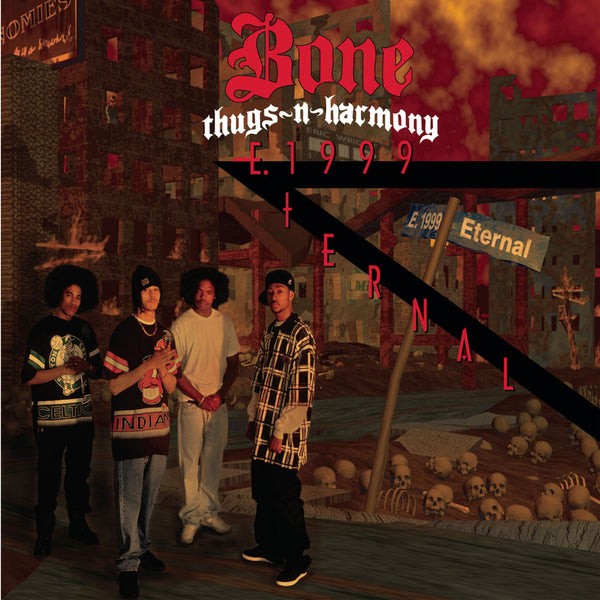 Bone Thugs-N-Harmony: E. 1999 Eternal Vinyl 2LP (Record Store Day)