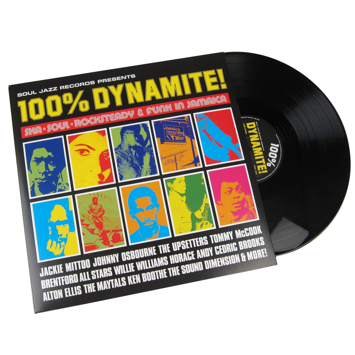 Soul Jazz Records: 100% Dynamite LP