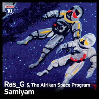 Ras G & Samiyam: LA Part 3 10""