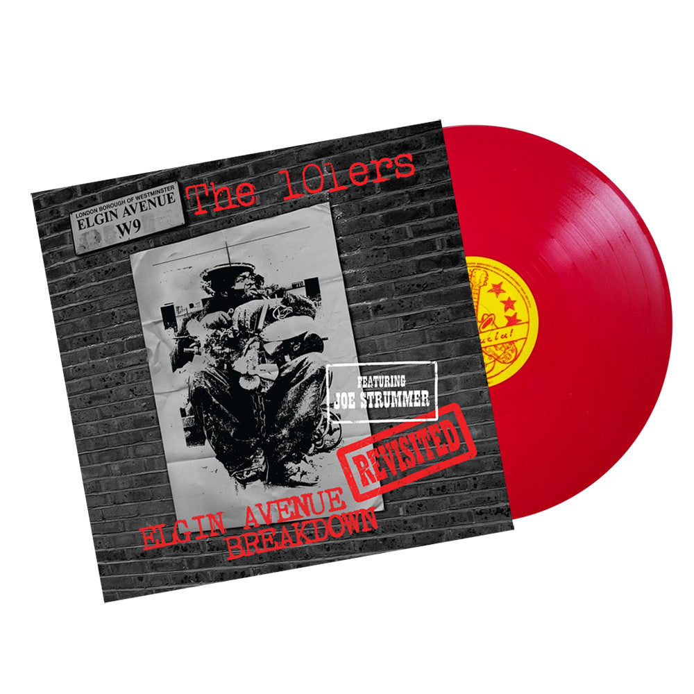 The 101ers: Elgin Avenue Breakdown (Colored Vinyl) Vinyl LP (Record Store Day)