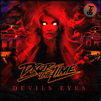 Drop The Lime: Devil's Eyes Remixes (Diplo, Tomb Crew, Kanji Kinetic, Rossi B & Luca) 12""