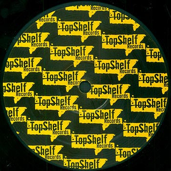 V/A: Top Shelf Sampler 001 (Phoreski, JDisko, Rakyo) 12""