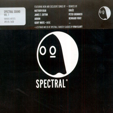 V/A: Spectral Sound Vol.1 2CD