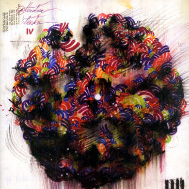 Teebs Ardour (with FREE MP3 Download) 2LP
