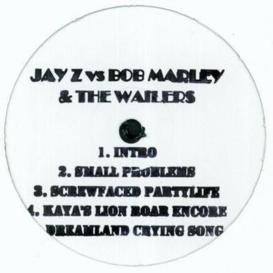 Jay-Z: Jay-Z vs The Wailers LP