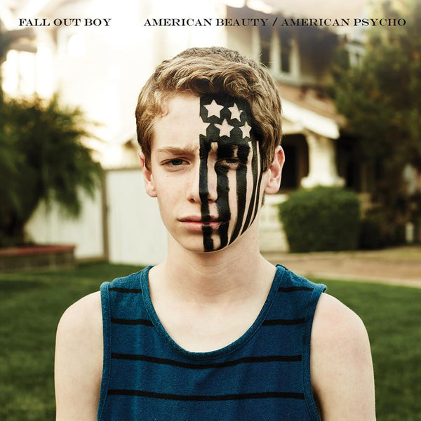 "Fall Out Boy: American Beauty / American Psycho 7"" Vinyl Boxset (Record Store Day)"