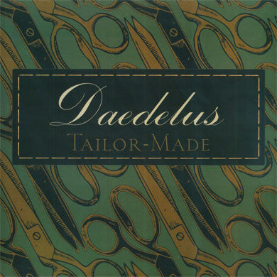 Daedelus: Tailor-Made feat. Milosh (Tokimonsta, Floating Points) (Record Store Day) 12""