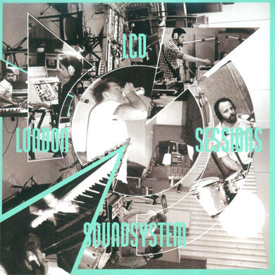 LCD Soundsystem: London Sessions Vinyl LP