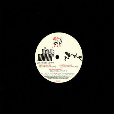 The Pharcyde: Runnin' (J Dilla) 12""
