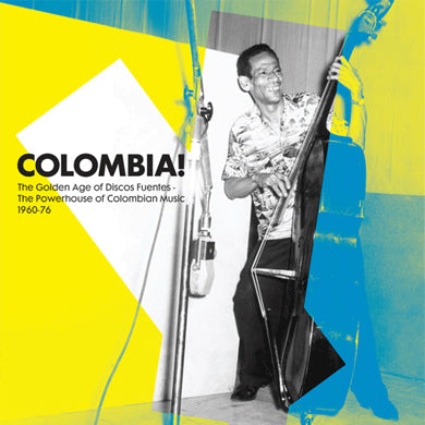 V/A: Colombia: The Golden Age of Discos Fuentes 1960-76 2LP