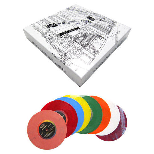 "Beastie Boys: Paul's Boutique 8 x 7"" Boxset"