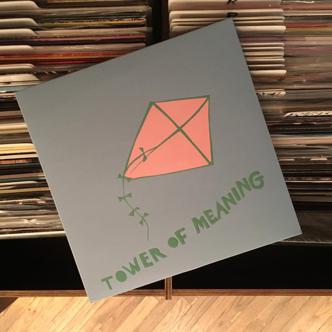 Arthur Russell: Tower Of Meaning Vinyl LP