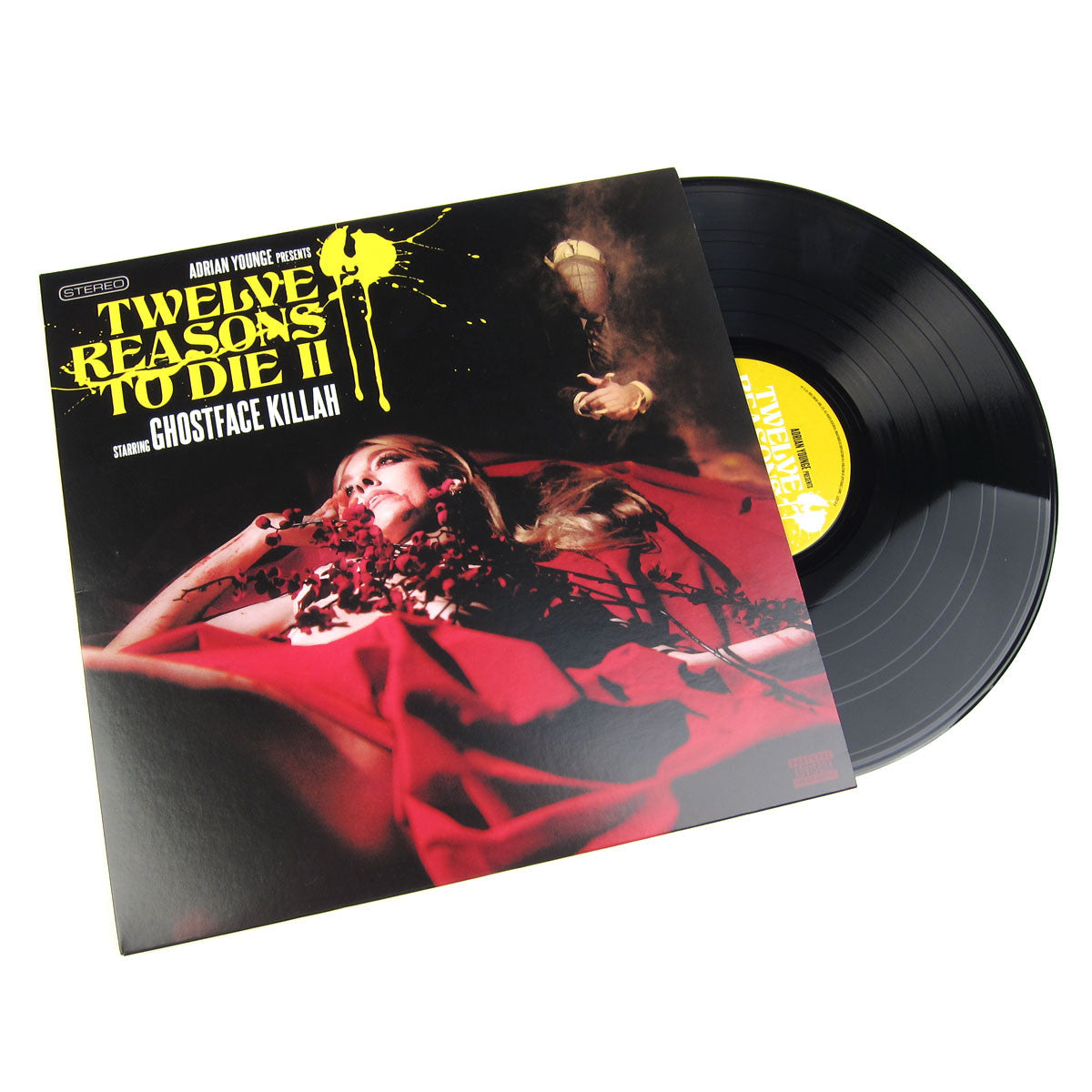 Ghostface Killah & Adrian Younge: Twelve Reasons To Die II Vinyl LP
