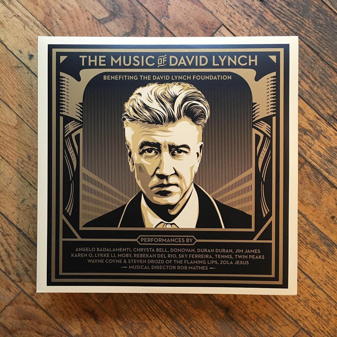 Communion Records: The Music Of David Lynch (180g) Vinyl 2LP