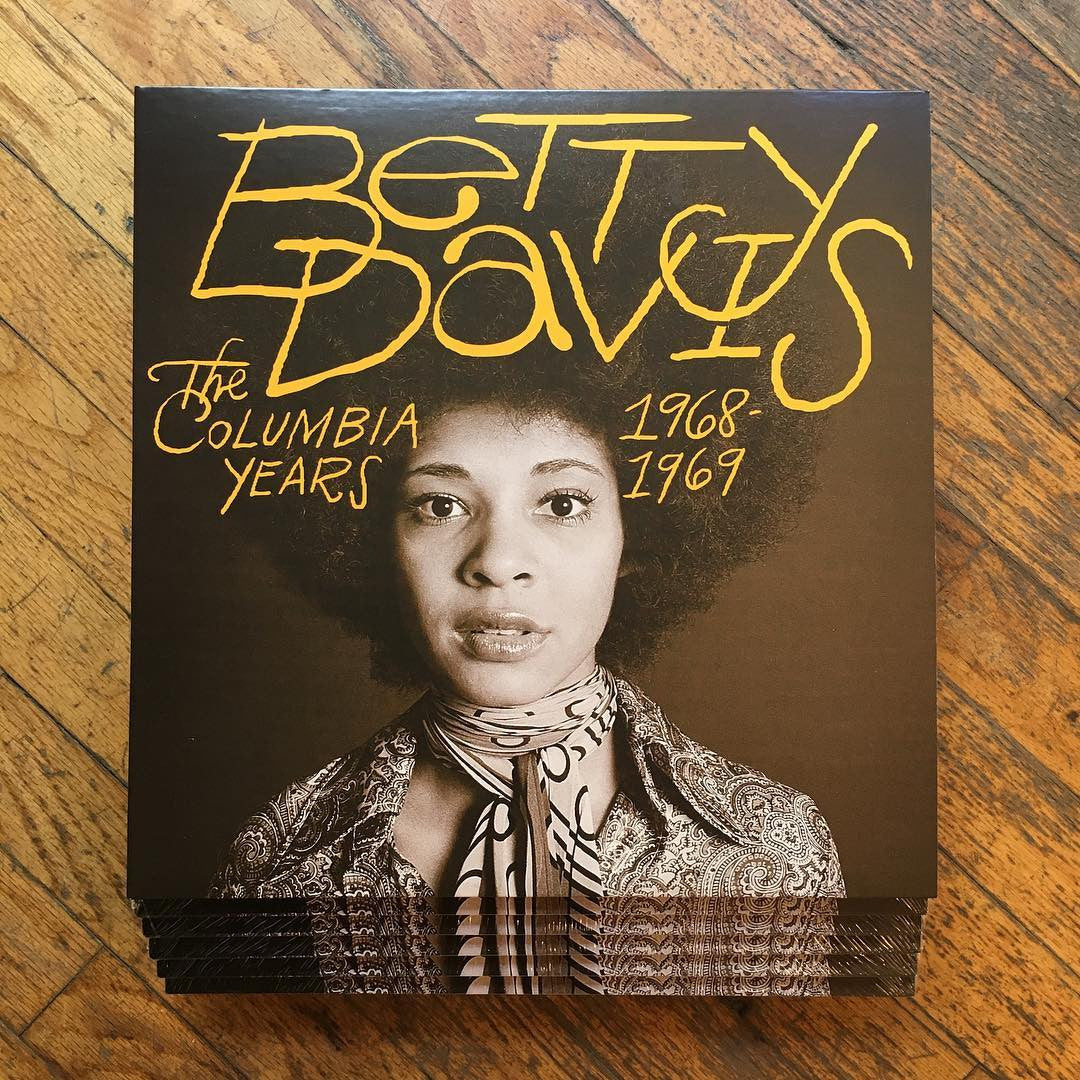 Betty Davis: The Columbia Years 1968-1969 Vinyl LP