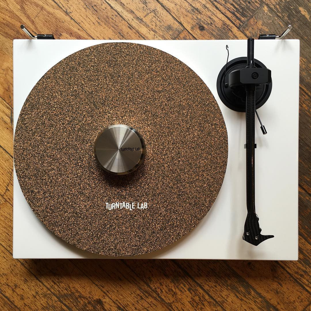 Turntable Lab: Record Weight Chrome –