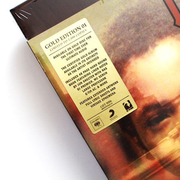 Nas: Illmatic Gold Edition CD Boxset detail 4