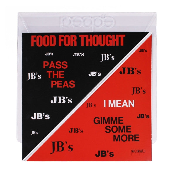 JBs: Food For Thought: Get On Down Edition Vinyl - sleeve