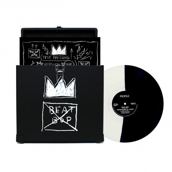 Rammellzee + Basquiat: Beat Bop Record Box + Record Bundle